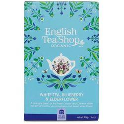 Biała herbata  ENGLISH TEA SHO biogo.pl - tylko natura