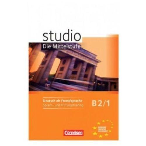 Studio d B2/1. Zeszyt ćwiczeń (2011)