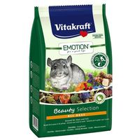 Vitakraft Emotion Beauty dla szynszyli 600g