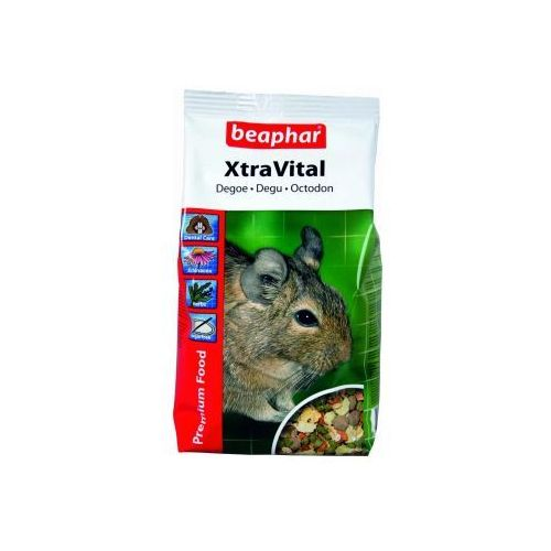 Beaphar XtraVital Degus Food karma premium dla koszatniczki 0,5kg