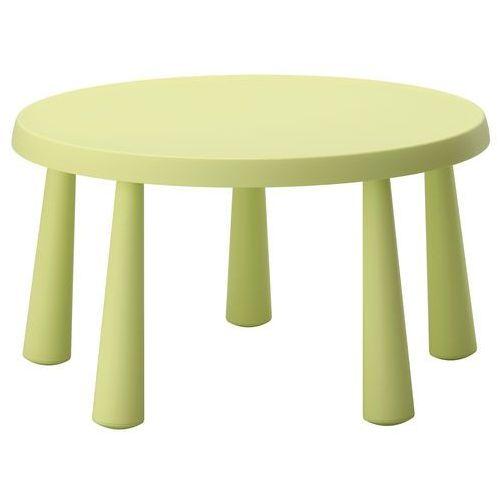 Mammut Stolik Dziecięcy Do Wewnątrzna Zewnątrz Jasnozielony Największy Wybór Produktów Ikea