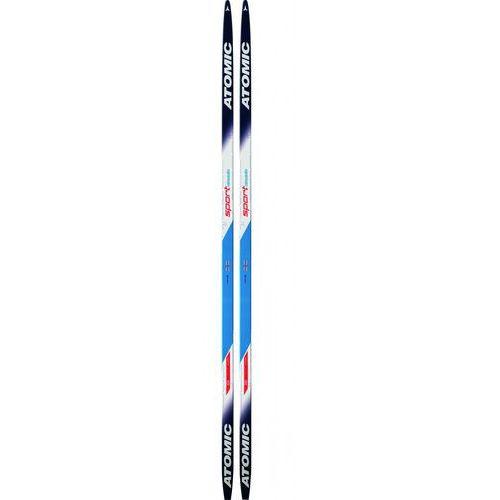 Atomic narty biegowe sport classic 193 cm, model 15/16