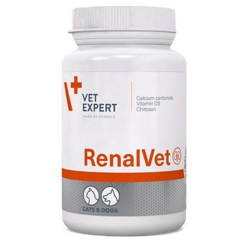 renalvet na zdrowe nerki 60 kapsułek marki Vetexpert