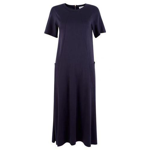 sukienka damska 38 ciemny niebieski, Closet london