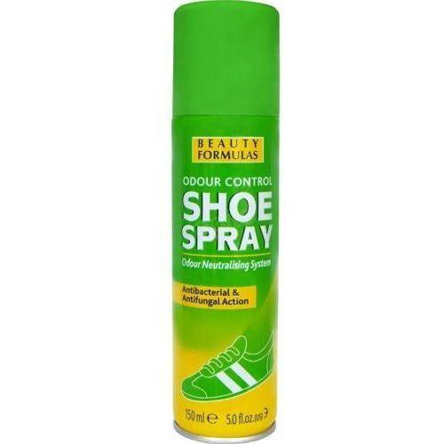 Dezodorant do butów antybakteryjny i przeciwgrzybiczy 150ml Beauty formulas - Bardzo popularne