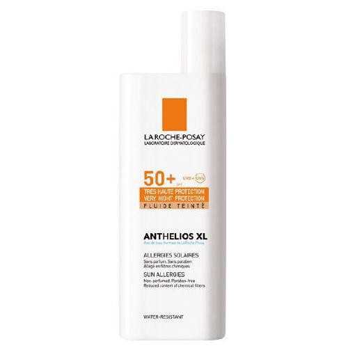 LA ROCHE ANTHELIOS XL SPF50+ Fluid barwiący 50ml
