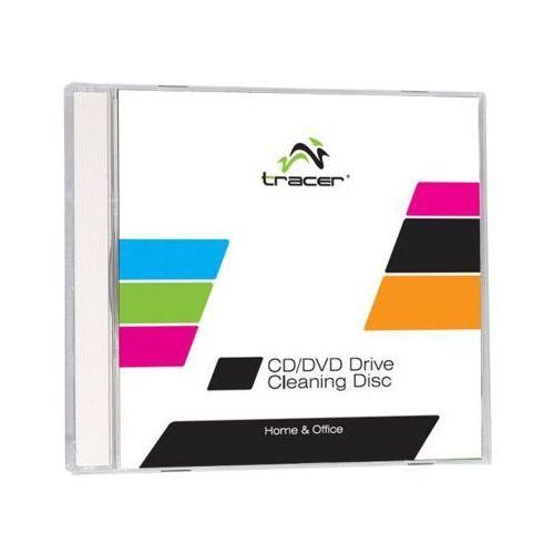 Płyta czyszcząca TRACER do napędu CD/DVD, 1_125489