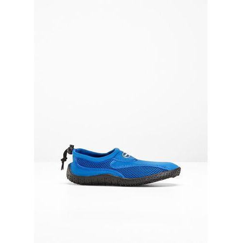 Buty do wody bonprix niebieski, kolor niebieski