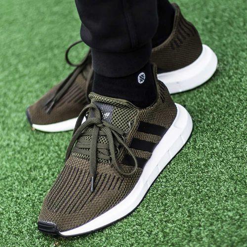 b2cebfea6f71c Męskie obuwie sportowe Kolor: zielony - emodi.pl moda i styl