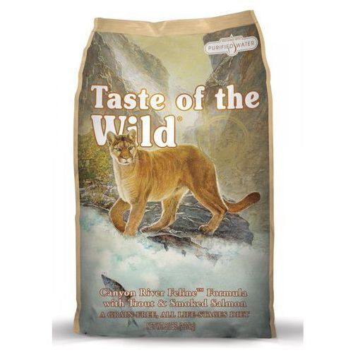canyon river feline - 7 kg marki Taste of the wild