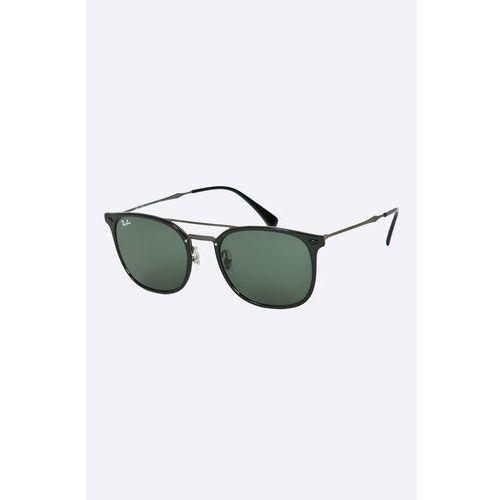 Okulary dobule round Ray-ban