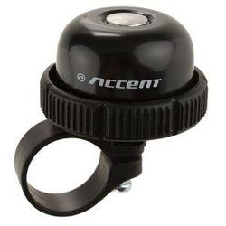 Accent 610-06-971_acc dzwonek roll czarny