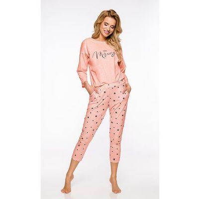 Piżamy damskie M-MAX Wygodne-spanie