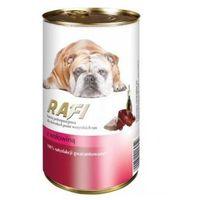 Karma dla psa z wołowiną rafi 400 g marki Dolina noteci