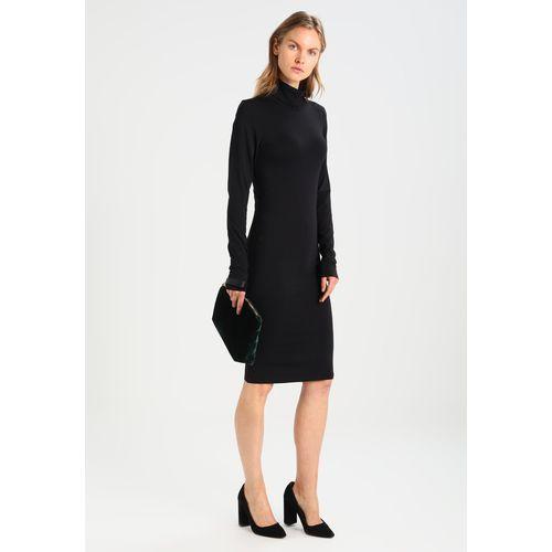 Modström Sukienka z dzianiny 'Tanner' czarny, kolor czarny