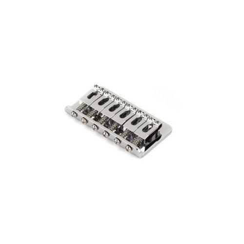 hardtail strat bridge assembly (import models), chrome marki Fender