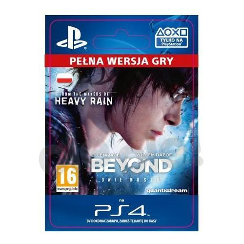Beyond Two Souls (PS4)