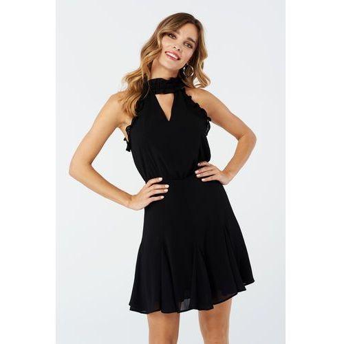 Sukienka bellis w kolorze czarnym, Sugarfree, 34-38