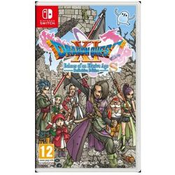 Nintendo Dragon quest xi s: echoes of an elusive age - definitive edition gra switch nintendo