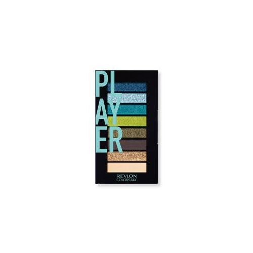 Revlon Colorstay Look Book, paleta cieni, 910 Player, 3,4g - Godna uwagi oferta
