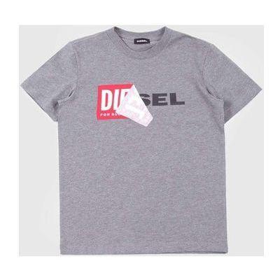 T-shirty dla dzieci Diesel Spartoo