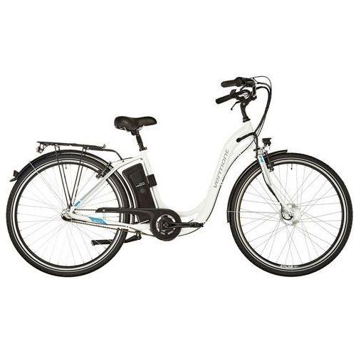 Florence Rower Elektryczny Miejski Biały 46 Cm 2834 2018