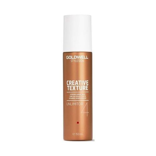 Goldwell StyleSign Creative Texture modelujący wosk do włosów w sprayu (Unlimitor 4) 150 ml