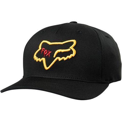 czapka z daszkiem FOX - Youth Czar Head 110 Snapback Hat Blk (001) rozmiar: OS