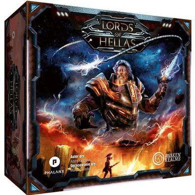 Gry planszowe Phalanx Games