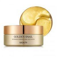 SKIN79 Golden Snail, płatki pod oczy ze złotem i mucyną ślimaka, 100g/60szt.