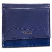 Mały Portfel Damski TRUSSARDI JEANS - Business Affair Coin Card Pocket 71W00053 U615