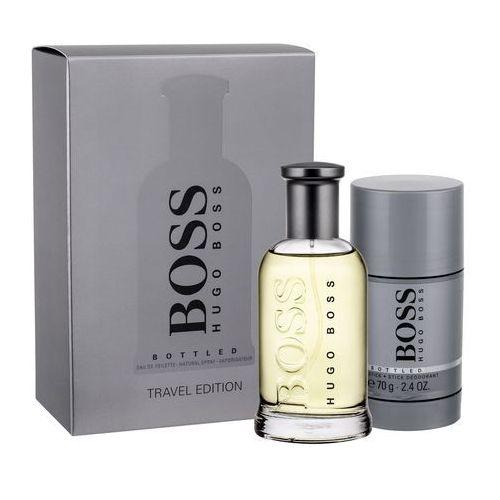 HUGO BOSS Boss Bottled zestaw Edt 100ml + 75ml deo stick dla mężczyzn