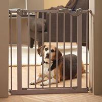 Bramka ograniczająca Savic Dog Barrier 2 - Wysokość 107 cm, szerokość 75 - 84 cm