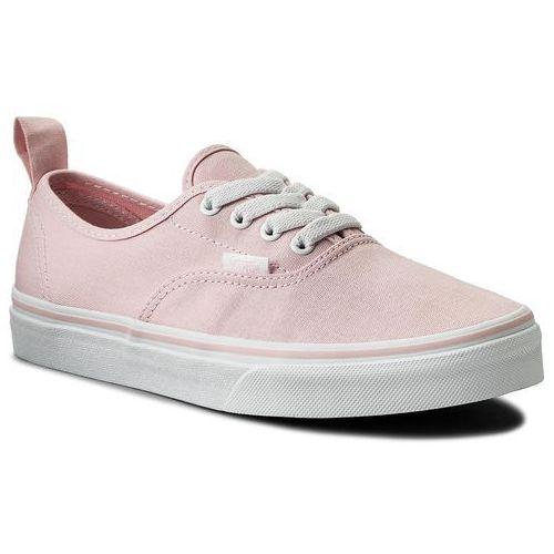 dddba0bcf08 ▷ Tenisówki - authentic elastic vn0a38h4q1c chalk pink true white ...