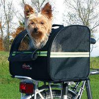 Trixie torba dla psa biker bag na rower (13112) 37x28x29cm