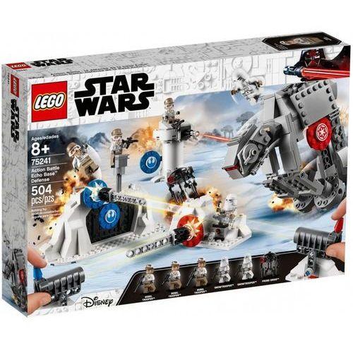 75241 OBRONA BAZY ECHO (Action Battle Echo Base Defence) - KLOCKI LEGO STAR WARS