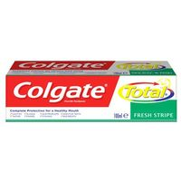 Colgate pasta do zębów total świeżość w paski 100ml (8714789554631)