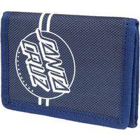 portfel SANTA CRUZ - Opus Dot Stripe Wallet Navy (NAVY) rozmiar: OS