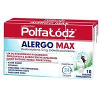 Tabletki Desloratadine Peseri tabl.powl. 5 mg 10 tabl.