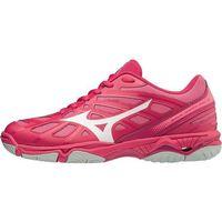 Mizuno buty do siatkówki damskie Wave Hurricane 3 Azalea Whtt Camelliarose 38.0