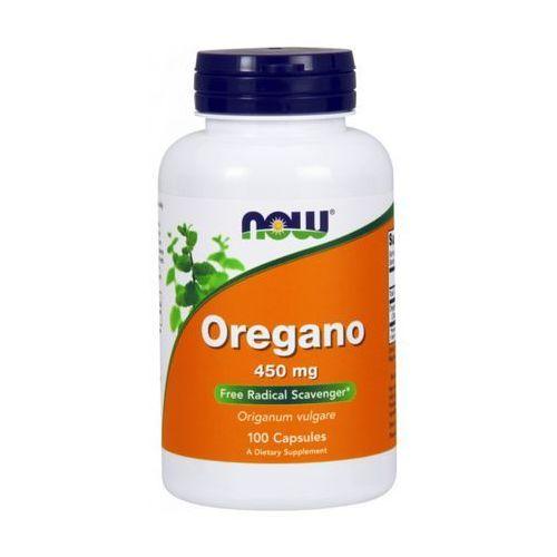 Now Foods Oregano 450mg 100 kaps