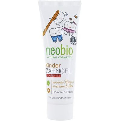 Pasty do zębów NEOBIO (kosmetyki eko) GREEN LINE
