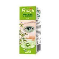 Frazja krople do oczu ze świetlikiem 10ml marki Vidi pharma