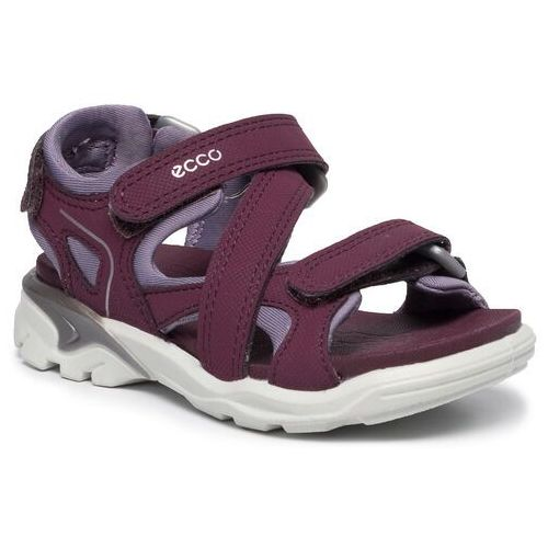 Sandały - biom raft 70065200113 aubergine marki Ecco