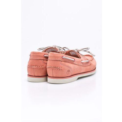 ausgereifte Technologien schöne Schuhe bekannte Marke Mokasyny (Timberland)