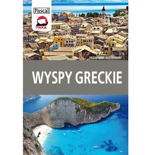 Wyspy greckie Przewodnik Ilustrowany Pacal (352 str.)