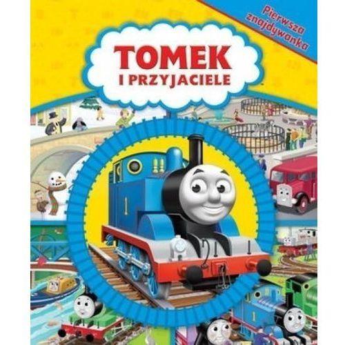 Tomek i przyjaciele. Pierwsza znajdywanka, oprawa kartonowa