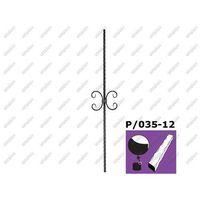 Tralka zdobiona h900, b162mm, P/035A-12