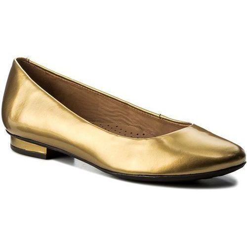 47117ff9 Baleriny - Nancy 30310-L0-13 Złoty, kolor żółty (Kazar) opinie + ...