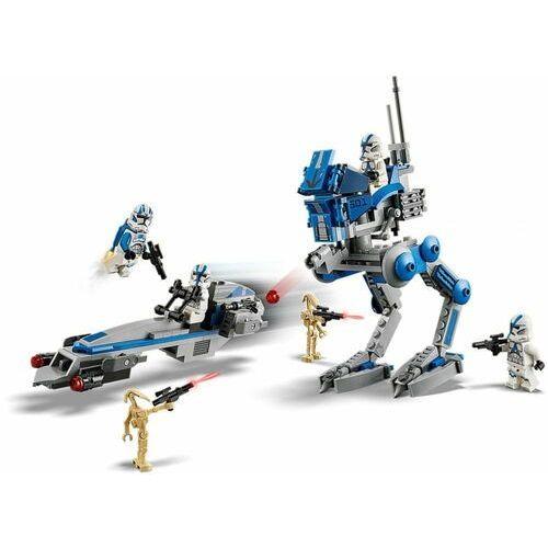 LEGO Klocki Star Wars Żołnierze klony z 501.legionu 75280